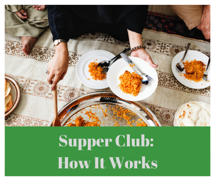 Supper clubs how it works